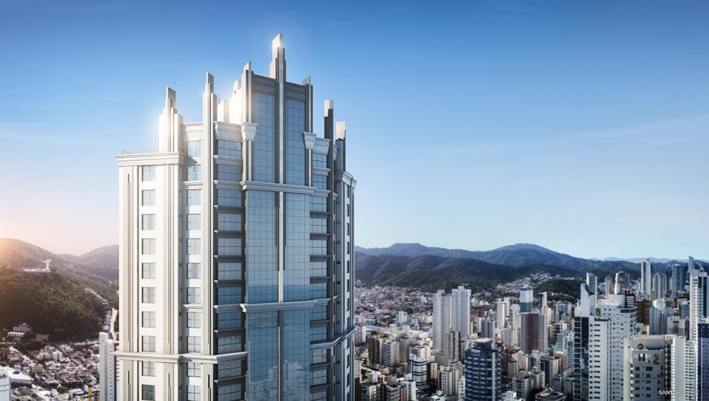 New York Apartments oferece estilo de vida único em Balneário Camboriú