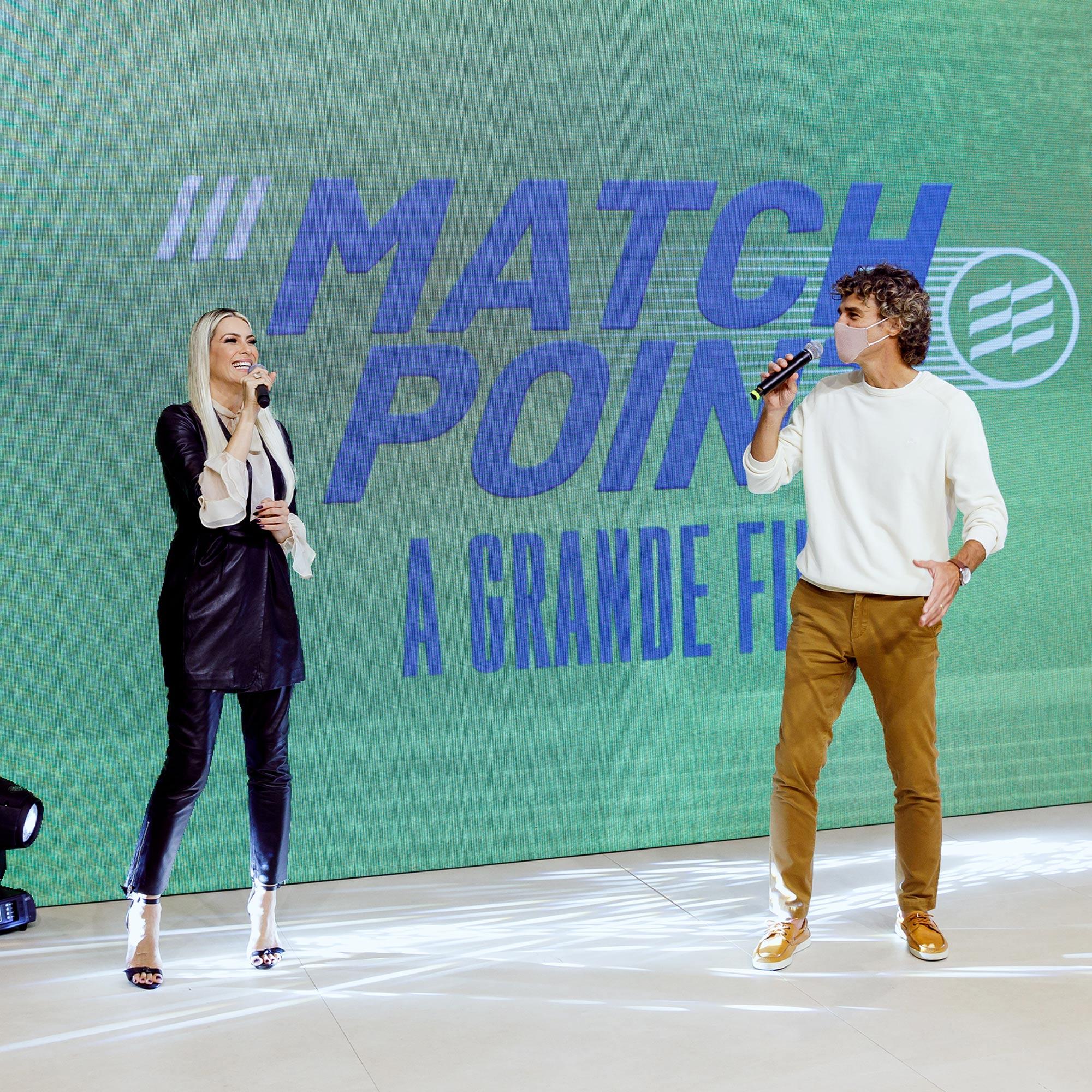 3º Torneio de Vendas Match Point apresentado por Renata Fan e Gustavo Kuerten distribui mais de 6 milhões em prêmios para corretores