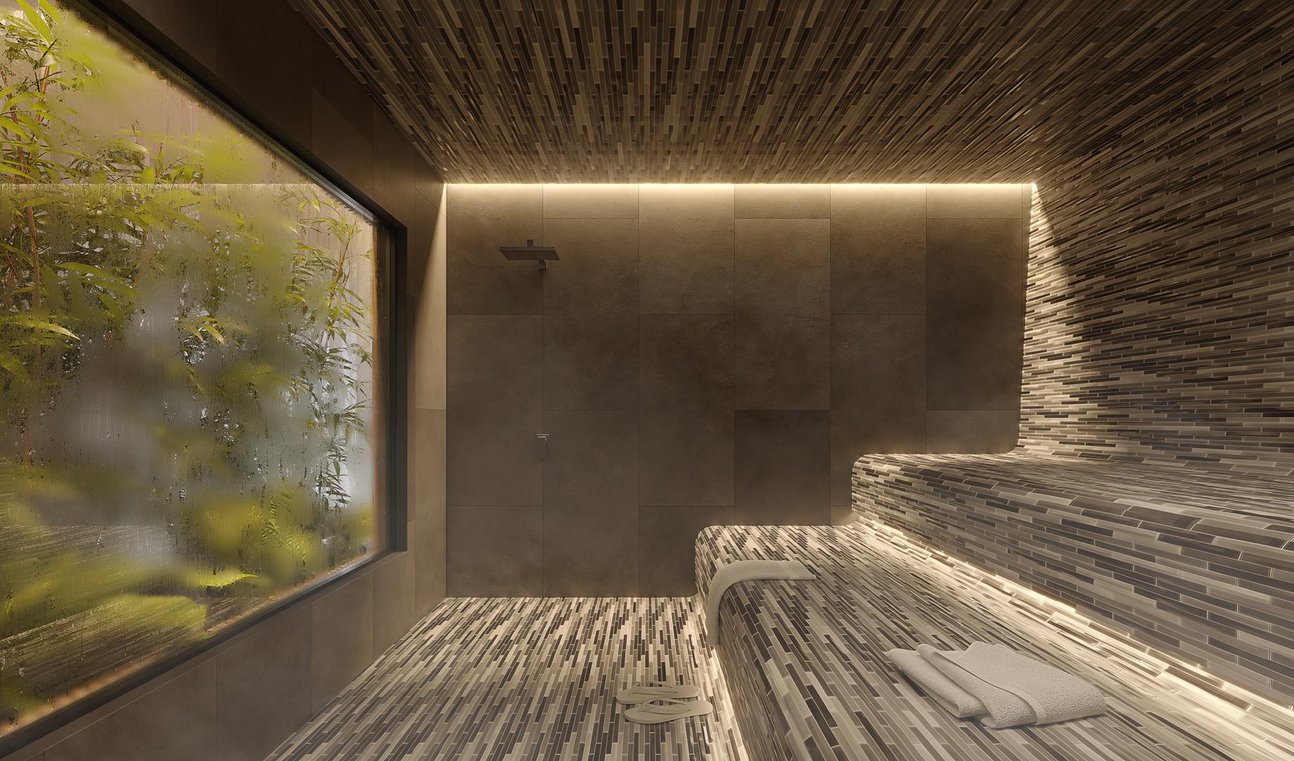 Sauna úmida